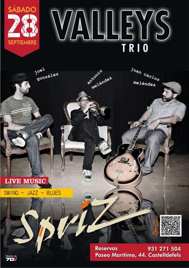 Valleys Trio