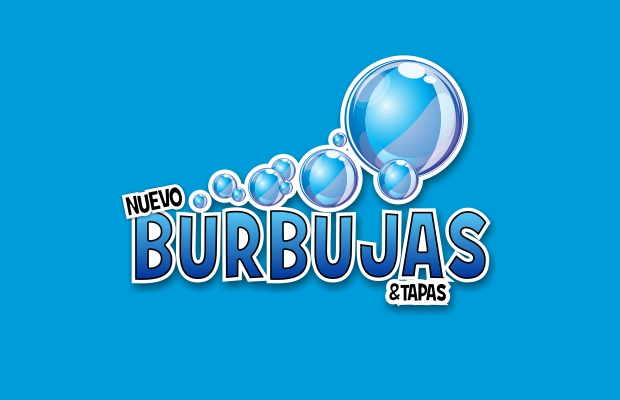LOGO BURBUJAS