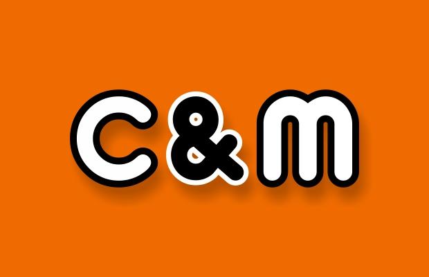 C&M: Diseño de logotipo