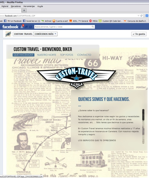 CONOCE Custom Travel