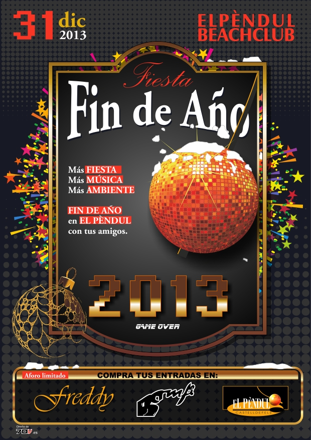 Fiesta de fin de año 2013