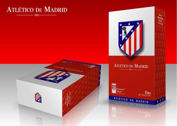 Atletico de Madrid - Oficial